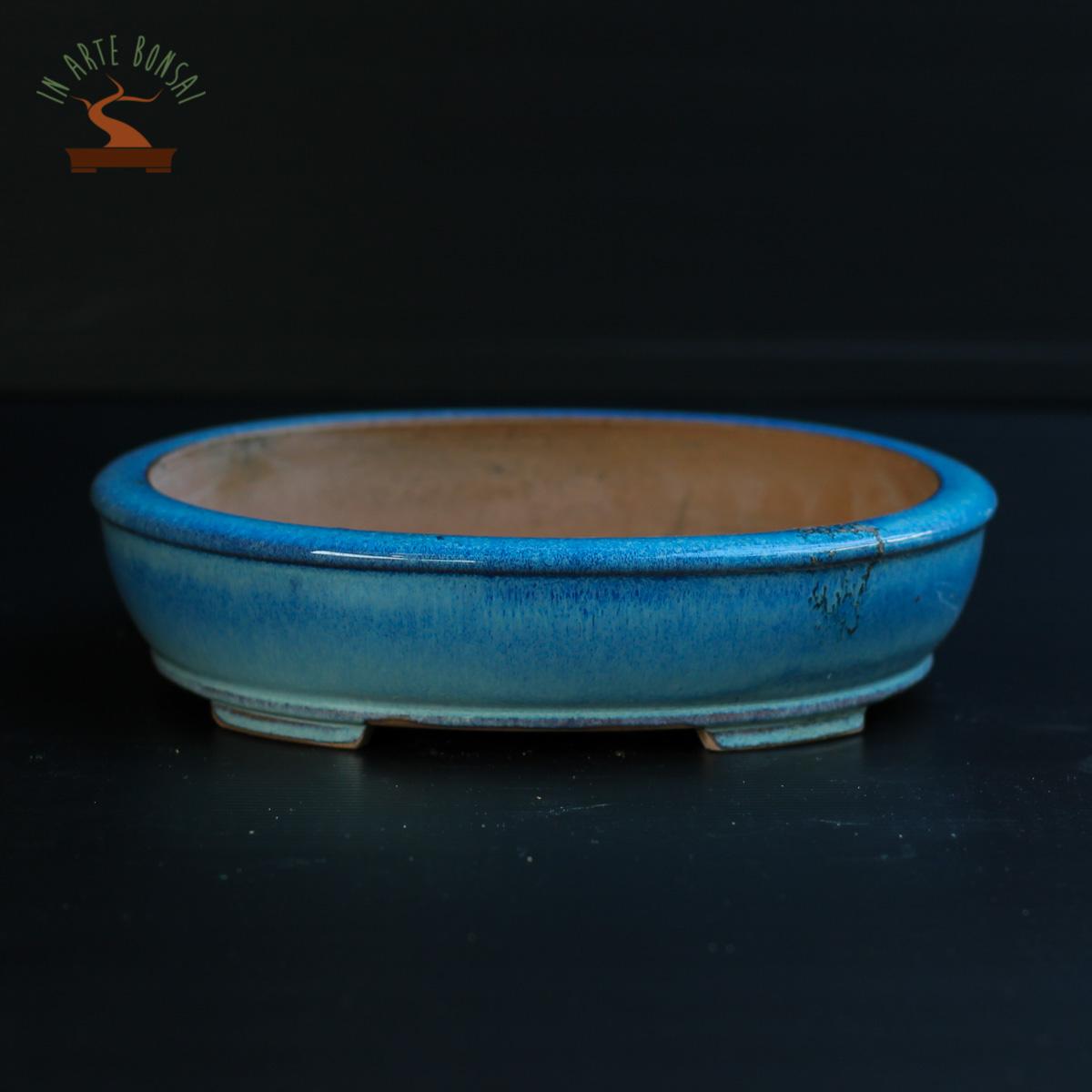 Vaso ovale 227 mm.