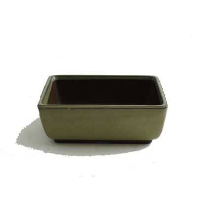 Pot rectangulaire 140 mm.