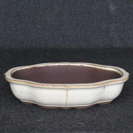 Pot ovale 300 mm.