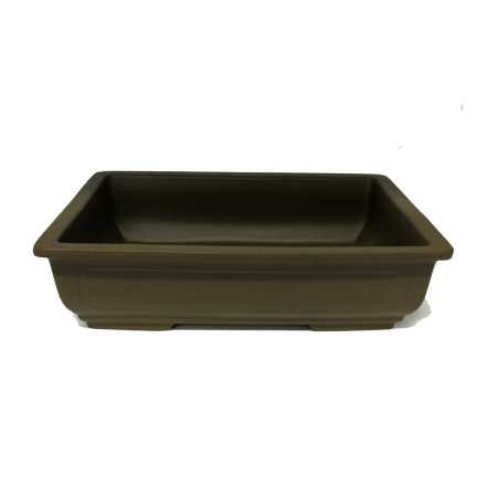 Pot rectangulaire 450 mm.
