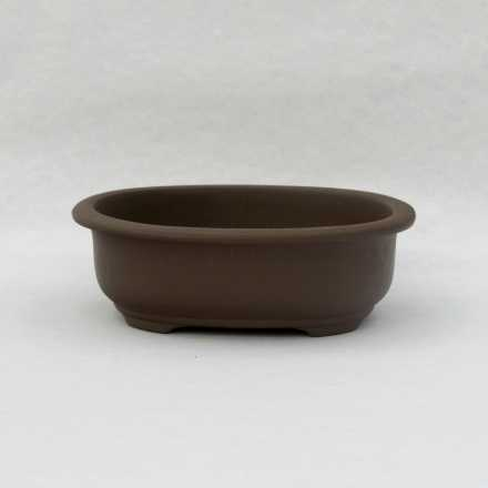 Pot bonsaï Yokkaichi ovale 207 mm.
