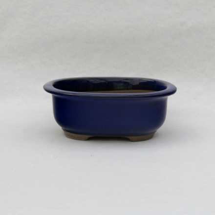 Vaso ovale 178 mm.