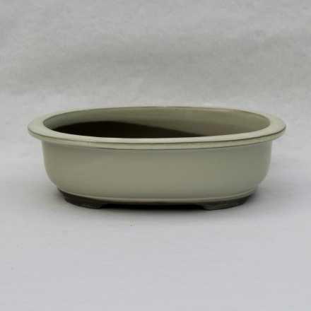 Pot bonsaï Yokkaichi ovale 235 mm.