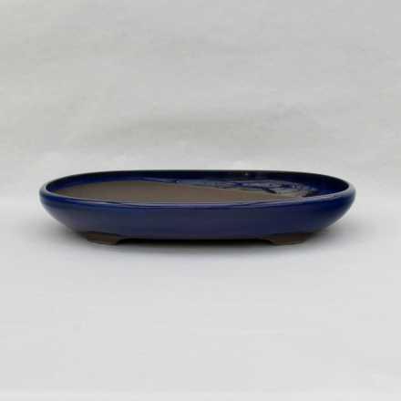 Vaso ovale 370 mm.