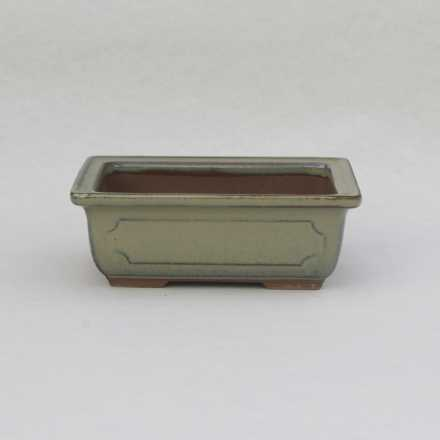 Pot rectangulaire 165 mm.