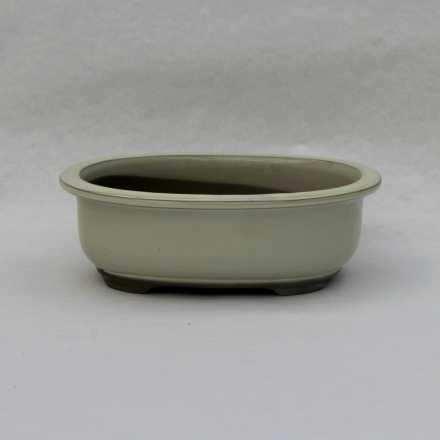 Pot ovale 207 mm.