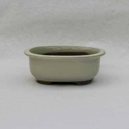 Pot ovale 178 mm.