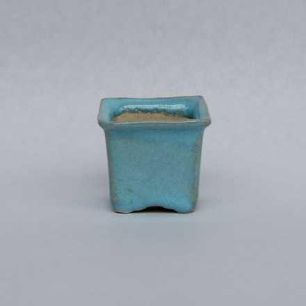 Vaso quadrato 41 mm.