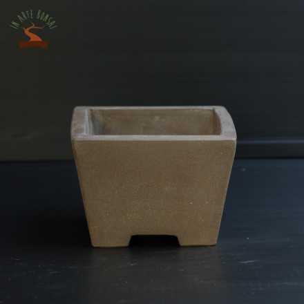 Vaso quadrato 135 mm.