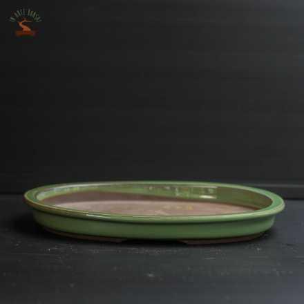 Pot bonsaï ovale 314 mm.