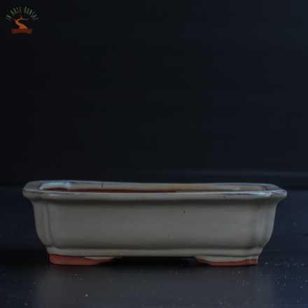 Vaso rettangolare 310 mm.