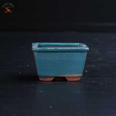 Pot carré 78 mm. pour shitakusa