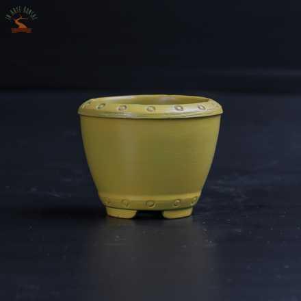 Vaso rotondo 80 mm. per shitakusa