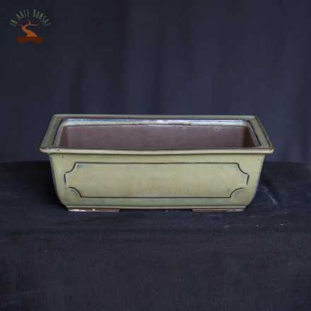 Pot rectangulaire 252 mm.