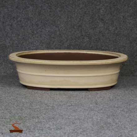 Vaso ovale 374 mm.