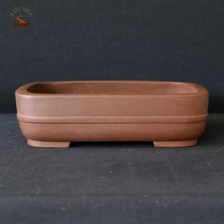 Pot rectangulaire 333 mm.